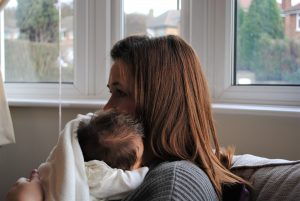 becoming a mummy for the first time