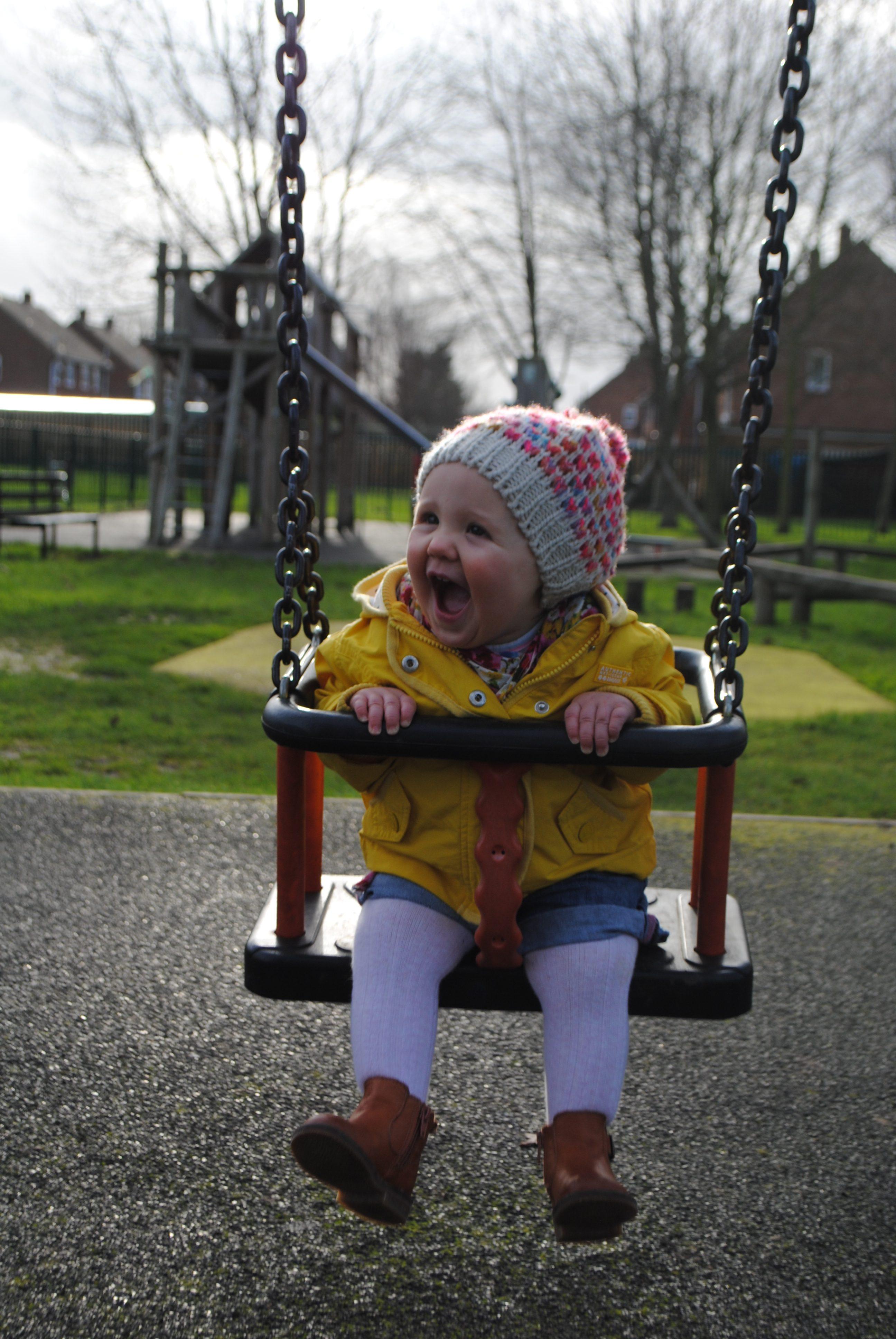 Big girl swing