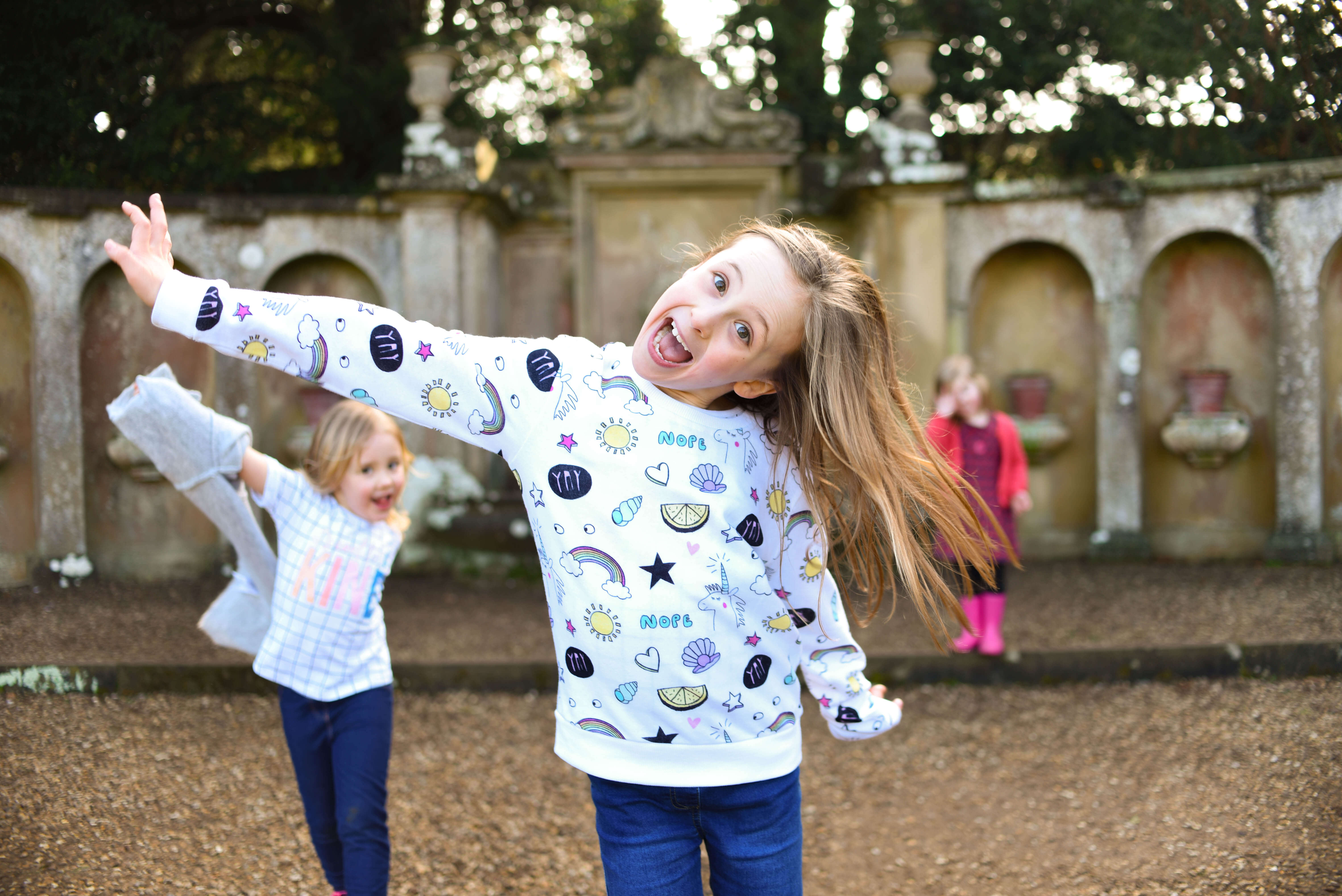 Our low spend half term national trust belton hall