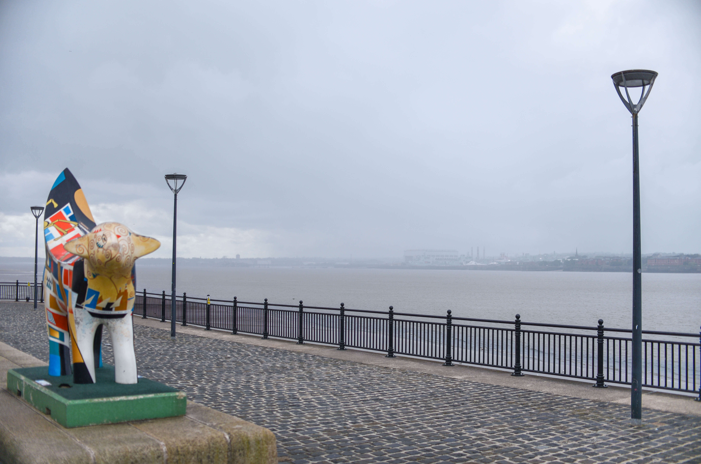 River Mersey Liverpool