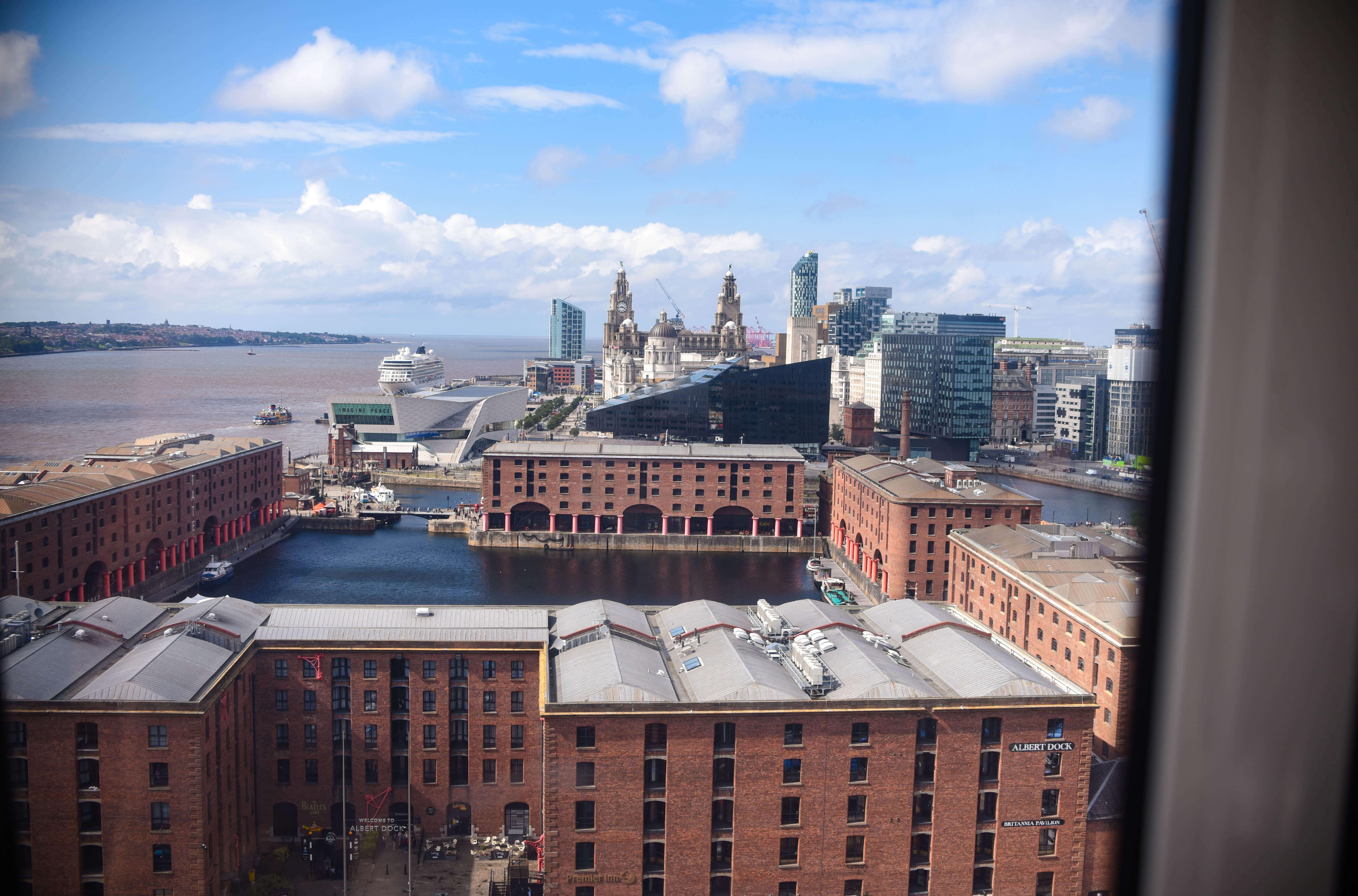 Liverpool Wheel Views
