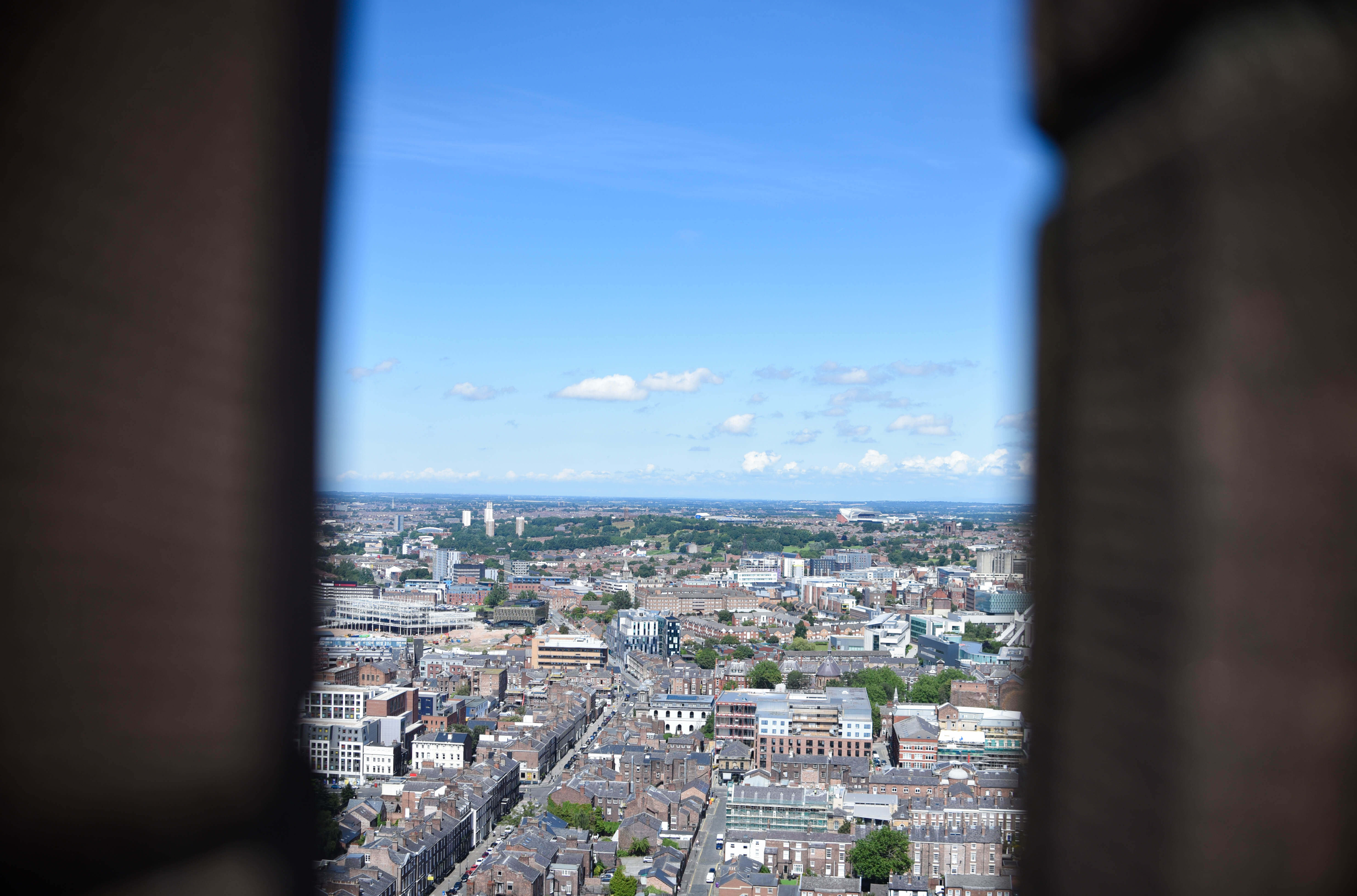 Liverpool Cathedral  Tower