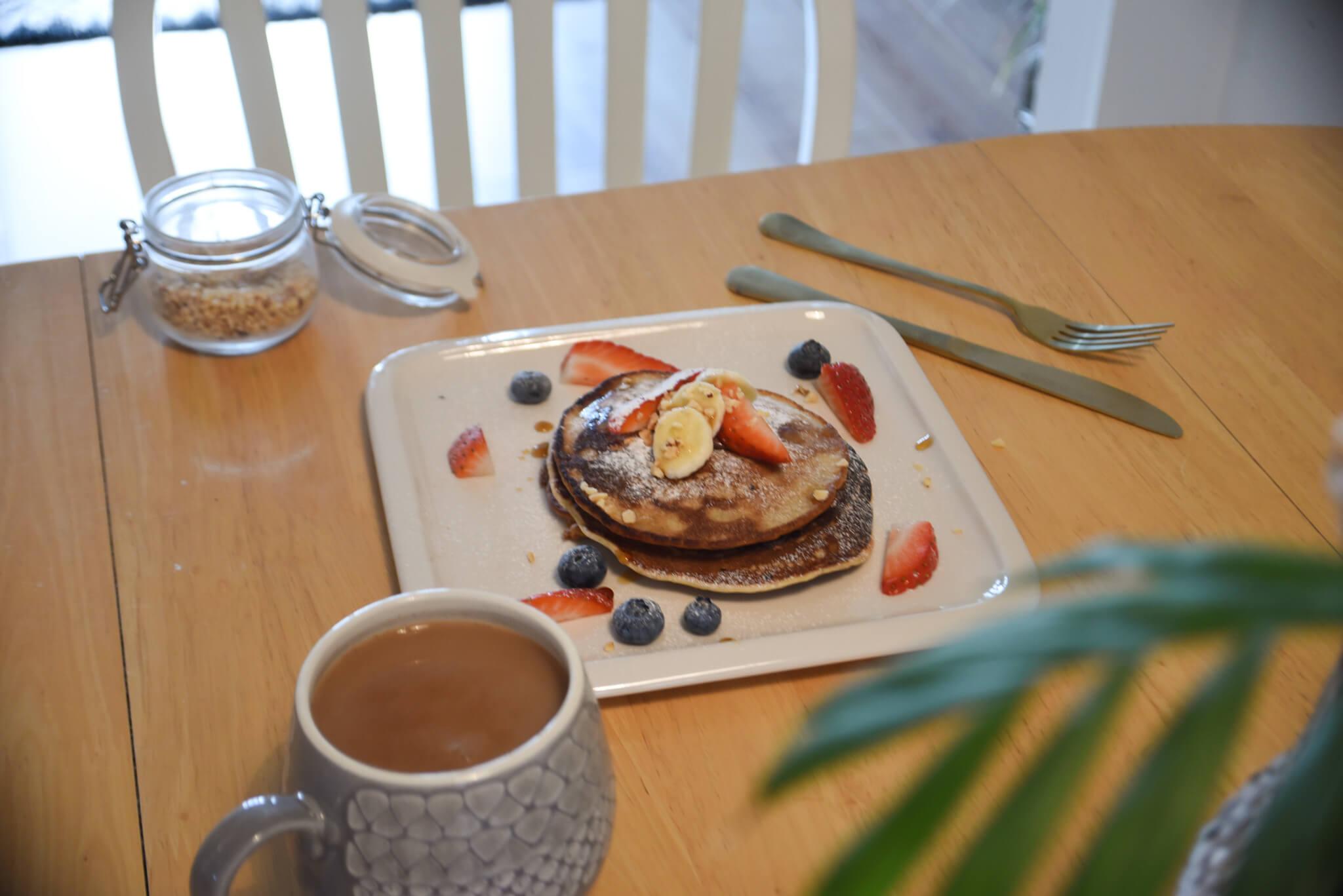 family breakfast idea