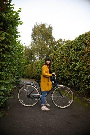 autumn bucket list family bike ride