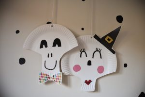 Autumn bucket list halloween craft